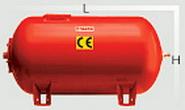 Расширительный бак Varem Maxivarem  LS US 101 361