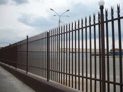 Забор Забор Rollvorota.by Забор металлический