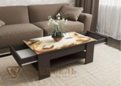 Журнальный столик SV-Мебель №7 (Дуб венге)
