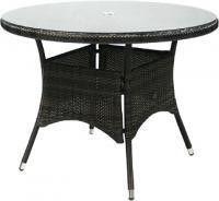 Стол из ротанга Garden4you Стол садовый Wicker 13323