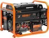 Генератор Генератор  Бензиновый генератор Daewoo Power GDA 7500DFE
