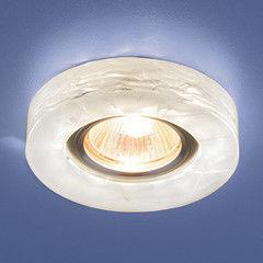 Встраиваемый светильник Elektrostandard 6062 MR16 WH белый