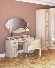 Туалетный столик Мебель-Неман Столик туалетный с зеркалом Мебель-Неман Василиса