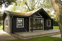 Каркасный дом Каркасный дом ИП Сопин А.В. Пример 283