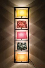 Светильник Светильник Kare Wall Lamp Parecchi Vertical Black 30426