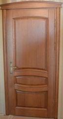 Межкомнатная дверь Межкомнатная дверь Лучший дом Пример 97 (из массива)