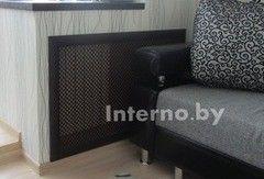 Экран для радиаторов Interno.by Решетка 4