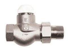 Запорная арматура Herz Armaturen Клапан термостатический TS-E прямой DN15 (1772311)