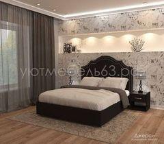 Кровать Кровать УЮТ Джерси 120x200 (Kiton 07)