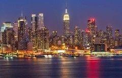 Фотообои Фотообои Vimala Сумерки в Нью-Йорке