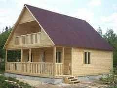 Каркасный дом Каркасный дом ИП Гуща В.Л. Пример 13