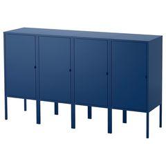 Шкаф металлический IKEA Ликсгульт 192.488.69