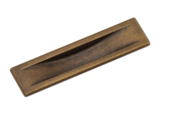 System Furniture Ручка для раздвижной двери SY4340 MVB бронза античная