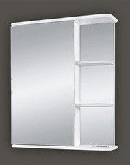 Мебель для ванной комнаты MISTY Зеркало-шкаф Магнолия 60 без света