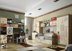 Детская комната Детская комната Mebelson Челси