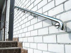 Элементы ограждений и лестниц ИП Алай Д.О. Вариант 15 Пристенный поручень из нержавеющей стали