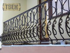 Элементы ограждений и лестниц Твен БО-14