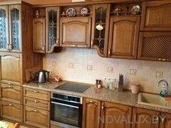 Кухня Кухня Novalux Пример 33