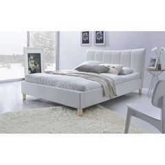 Кровать Кровать Halmar Sandy 160x200 (белый)