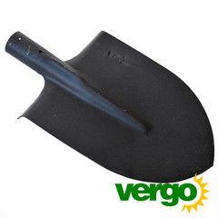 Посадочный инструмент, садовый инвентарь, инструменты для обработки почвы Вергохоз Лопата штыковая с ребрами жесткости (00000000639)