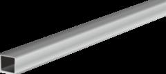 Забор Забор Скайпрофиль Прогон оцинкованный 31х31х2490 мм