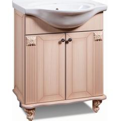Мебель для ванной комнаты Калинковичский мебельный комбинат Тумба Баккара 650 (КМК 0453.1) дуб молочный