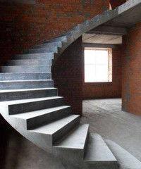 Лестница из бетона ИП Соколовский М.В. Пример 2