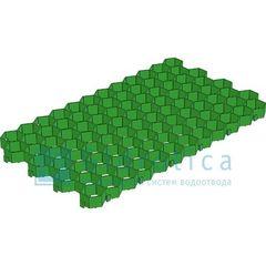 Gidrolica Решетка газонная Eco Standart РГ-70.40.3,2 зеленая (607)