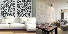 Декоративная стеновая панель Декоративная стеновая панель Бамбуковый рай Пример 1