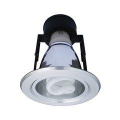 Промышленный светильник Промышленный светильник Arte Lamp Встраиваемый светильник A8043PL-1SI