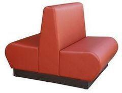 Мебель для баров, кафе и ресторанов ВФТ Диван двойной Вариант 21