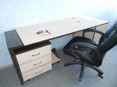 Стол офисный СеСлав-сервис Модель 5