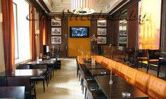 Мебель для баров, кафе и ресторанов Eksmebel Вариант 1