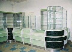Торговая мебель Торговая мебель VMM Krynichka Пример 230