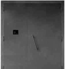 Дверь промышленная, противопожарная СМ-Дорс Подъездная