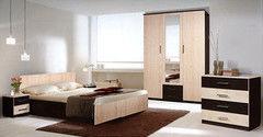 Кровать Кровать Gerbor Капучино 160х195