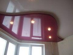 Натяжной потолок СтильСтройДизайн Пример 1
