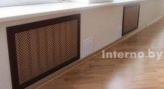Экран для радиаторов Interno.by Решетка 8