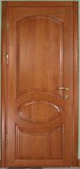 Межкомнатная дверь Межкомнатная дверь Лучший дом Пример 95 (из массива)
