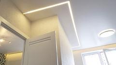 Натяжной потолок Гудвик Пример 10