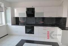 Кухня Кухня на заказ Идеал Кухни Акрил №031