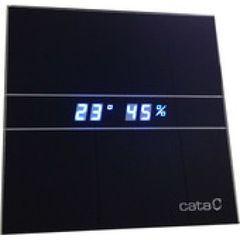 Вентилятор Вентилятор Cata E-100 GTH BK Hygro