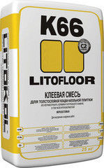 Клей Клей Litokol LITOFLOOR K66 (25 кг.)