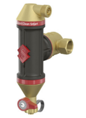 Комплектующие для систем водоснабжения и отопления Meibes Сепаратор воздуха и шлама Flamcovent Clean Smart 1 (30043)