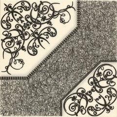 Плитка Плитка Березакерамика Полонез белый 42x42