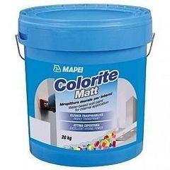 Краска Краска Mapei Colorite Matt