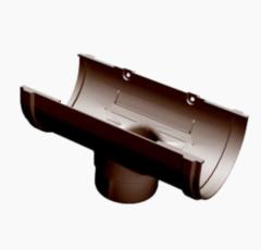 Водосточная система Docke Standard Воронка (шоколад)