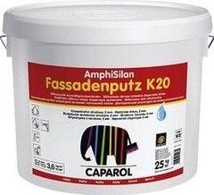 Штукатурка Штукатурка Caparol Capatect-AmphiSilan Fassadenputz K20 (2.5 л)