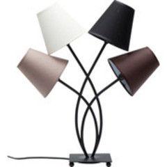 Настольный светильник Kare Table Lamp Flexible Mocca Quattro 36191