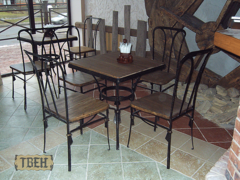 Мебель для баров, кафе и ресторанов Твен Набор Мебели НБ-04